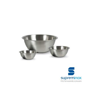 bowl acero inoxidable
