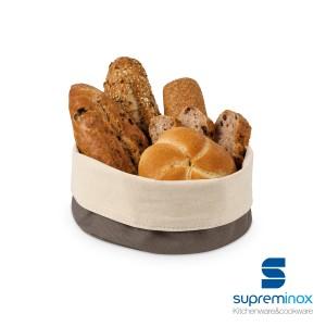 cestas de tela para pan