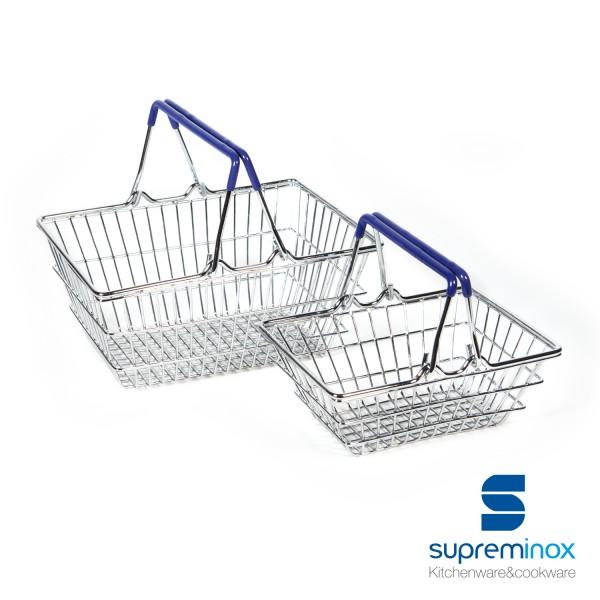 mini cestas de compra