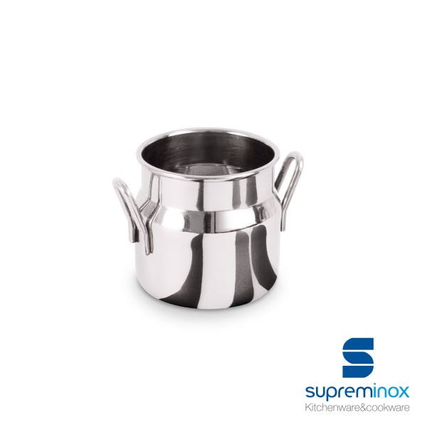 Mini lechera inox
