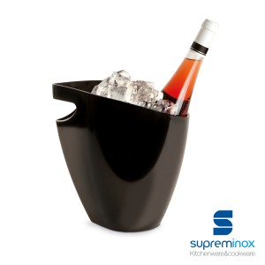 acrylic ice buckets & wine coolers