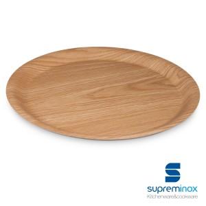round non-slip paper tray