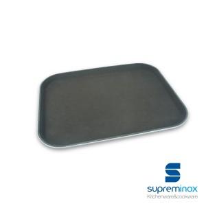 bandeja antideslizante rectangular