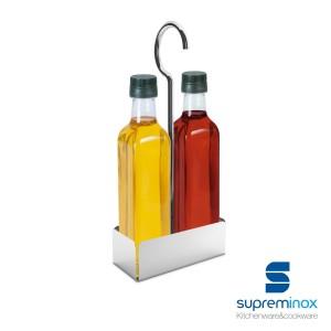 customisable oil & vinegar set 2 / 4 pieces - 67 mm.