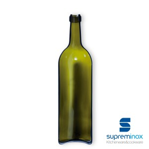 glass bottles for food presentation - 12x46 cm.