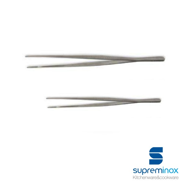 professional straight precision tongs