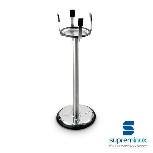 champagne bucket stand stainless steel