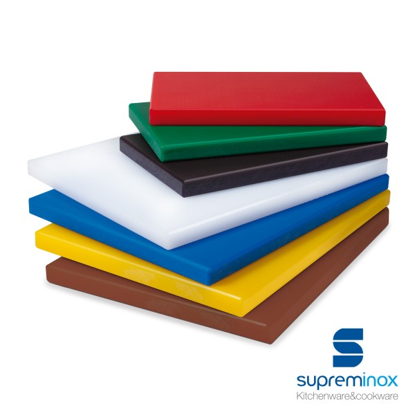 polyethylene chopping boards - bread & dairy