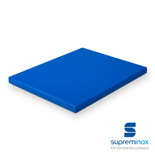 polyethylene chopping boards - raw fish & seafood