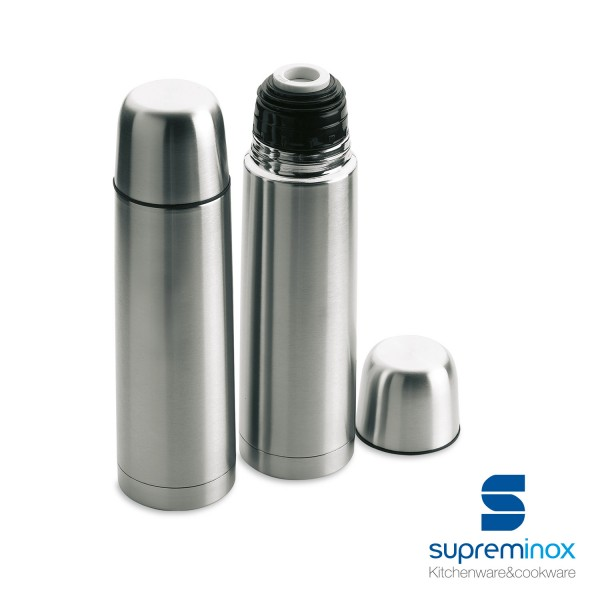 vacuum flask thermo stainless steel