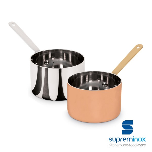 mini saucepan stainless steel
