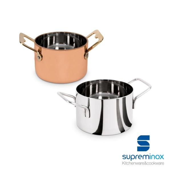 mini stock pot stainless steel