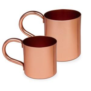 mugs en cuivre