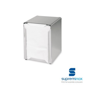 porte-serviette de table inox