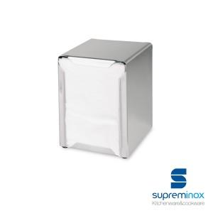 porte-serviette de table inox