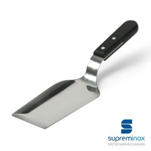spatule de cuisine acier inoxydable