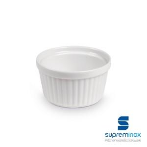 mini pudding porcelana