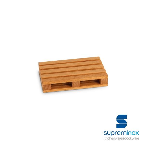 mini palettes bois pour l'hôtellerie