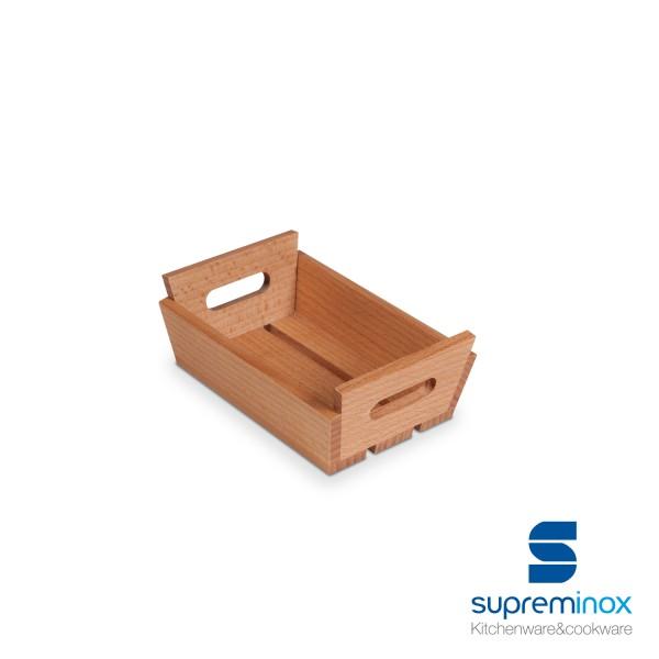 mini boîte avec poignées pour l'hôtellerie