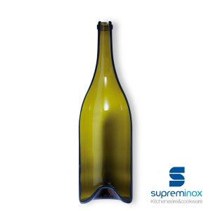 bottiglie di vetro per presentazione alimenti - 13 x 45 cm.