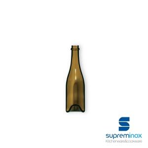 bottiglie di vetro per presentazione alimenti - 7 x 24,5 cm.