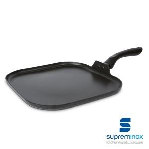 padella a griglia induzione liscia - serie onix