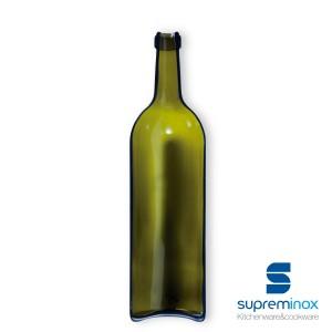 bottiglie di vetro per presentazione alimenti - 12 x 46 cm.