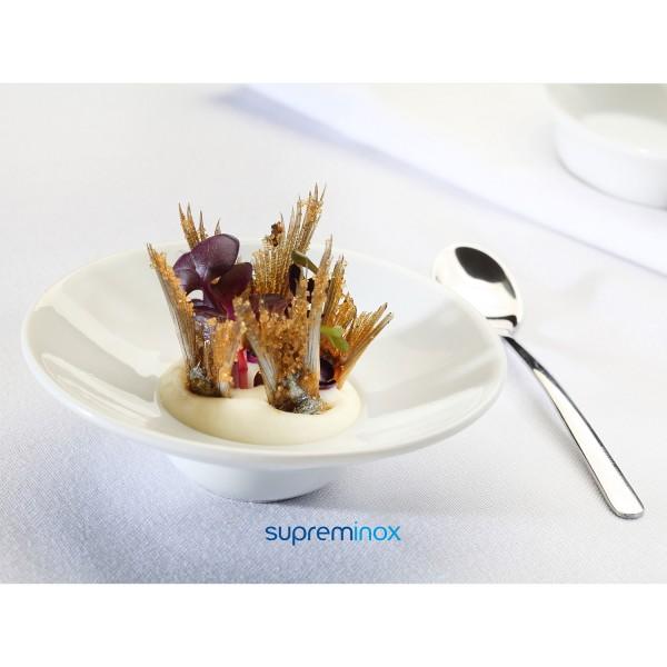 mini piatto basso porcellana