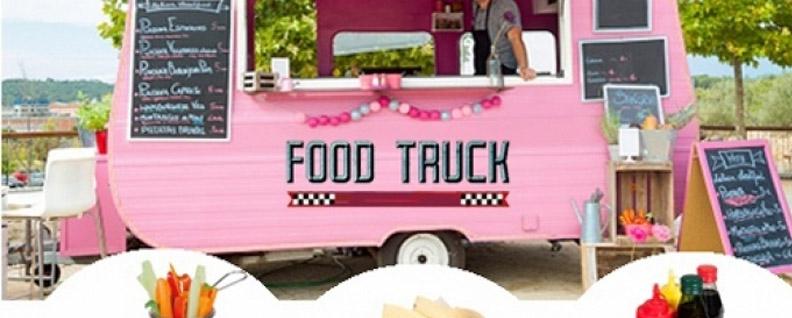 Food Trucks: gastronomía gourmet en la calle