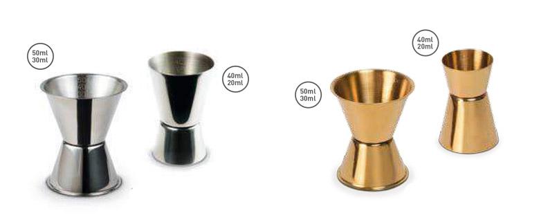Vaso Medidor para Coctelería de Supreminox