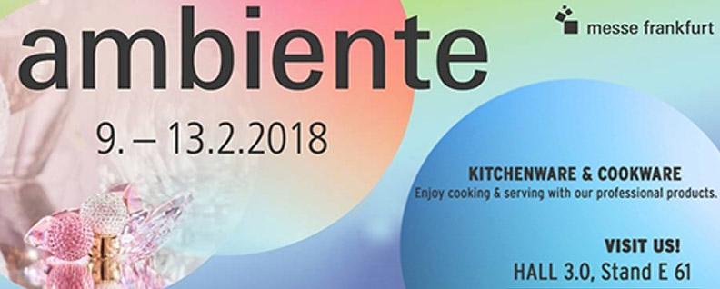 Supreminox en Ambiente 2018: Novedades HORECA