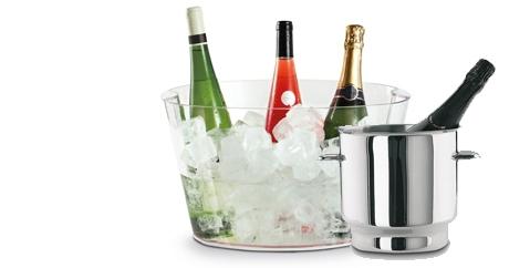 Seaux à Champagne et Glace   Supreminox